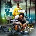 Lil Boosie & Lil Wayne - Battle For The Bayou mixtape cover art