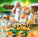 OJ Da Juice - Boulder Crest Working mixtape cover art