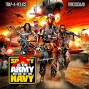 Bricksquad Is The Army Better Yet The Navy mixtape cover art