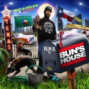 Bun B - Bun's House mixtape cover art