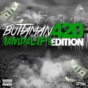 ButtaMan - IAmDaLife (420 Edition) mixtape cover art