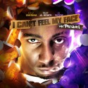 Lil Wayne & Juelz Santana - I Can't Feel My Face (The Prequel)  mixtape cover art