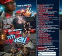 Carlos F - I'm On My Way mixtape cover art