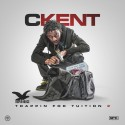 CKENT - Trappin For Tuition 2 mixtape cover art
