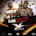 Cook Tha Monster & Wooh Da Kid - Gang Related  mixtape cover art