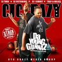 CTC Crazy - Da Young Gunnaz (Collector's Edition) mixtape cover art