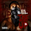 D Dash - The Warm Up 2 mixtape cover art