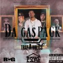 Da Gas Pack mixtape cover art
