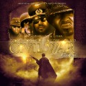 Da Kid, Dae Dae, Sean Teezy & D-BO - Civil War mixtape cover art