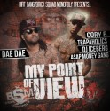 Dae Dae - My Point Of View mixtape cover art