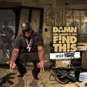 #DamnSonWheredYouFindThis (Hosted By Hotboy Turk) mixtape cover art