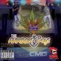 D.A.N.K. - The Harbor Boys mixtape cover art