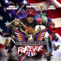 Diplomats Forever mixtape cover art
