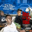 Doe Boy, Lex Luger & Young Chop - Boyz N Da Hood 2 mixtape cover art