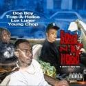 Doe Boy, Lex Luger & Young Chop - Boyz N Da Hood 2 mixtape cover art