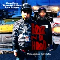 Doe Boy & Lex Luger - Boyz N Da Hood mixtape cover art