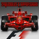 Ferrari Smash - F1 mixtape cover art