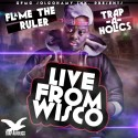 Flame The Ruler - Live From Wisco mixtape cover art
