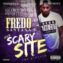 Fredo Santana - It's A Scary Site mixtape cover art