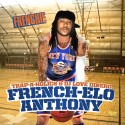 Frenchie - French-Elo Anthony mixtape cover art