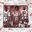 GBE: For Greater Glory 2 mixtape cover art