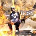 G.E. Da Piolet - I.C.O.N. mixtape cover art