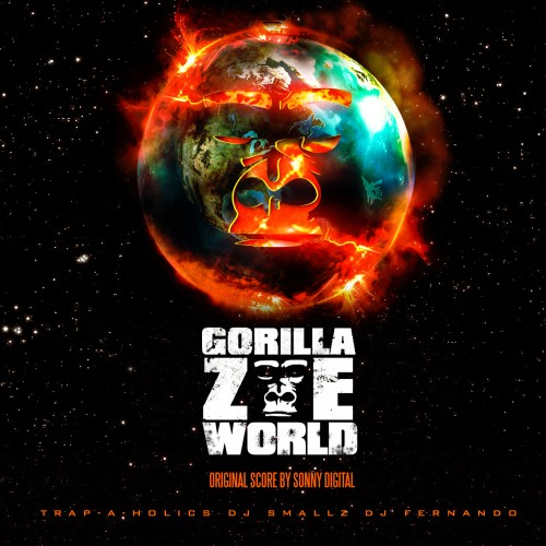 Gorilla Zoe – Gorilla Zoe World [Mixtape] [NO DJ]