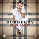 Ice Burgandy - Burberry Burgandy mixtape cover art