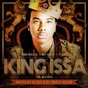 Issa - King Issa mixtape cover art