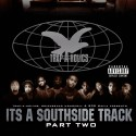 It's A Southside Track, Part 2 mixtape cover art