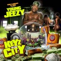 Young Jeezy - Keyz To The City mixtape cover art
