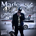 Jerm - Made 4 Dis mixtape cover art