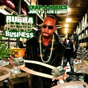 Juicy J & Lex Luger - Rubba Band Business mixtape cover art