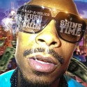 Kushman Ballin - Shine Time mixtape cover art