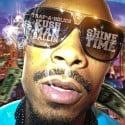 Kushman Ballin - Shine Time mixtape cover art