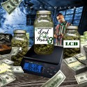 LCB - Loud Pak Muzik 3 (Blue Dreams) mixtape cover art