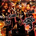 Lebron Flocka James 3 mixtape cover art