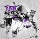 Lil Cray - Turnt Like Reese mixtape cover art