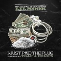 Lil Mook - I Just Paid The Plug mixtape cover art
