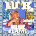 Lil B - Blue Flame mixtape cover art