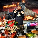 Lil Phat - Death Before Dishonor mixtape cover art