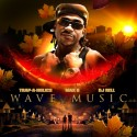 Max B - Wave Music mixtape cover art