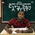 Mike Scruggs - Evry Day A Test mixtape cover art