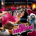 Rihanna - Miss Independent, Part 2 mixtape cover art