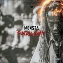 Monsta - Problema mixtape cover art