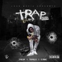 Nephew100 - Trap B4 Rap 2 mixtape cover art