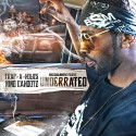 Nino Cahootz - Underrated mixtape cover art