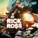 Rick Ross - Carol City's King mixtape cover art