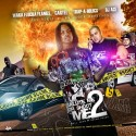 Waka Flocka Flame - Salute Me Or Shoot Me 2.5 mixtape cover art