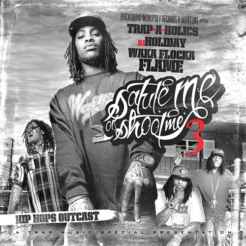 Waka Flocka Ft. Wooh Da Kid – Watch My Power Spread [NO DJ]